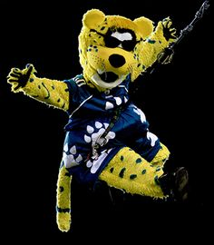 Best mascot around is..... Jaxson DeVille