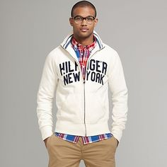 Tommy Hilfiger | Take an extra 30% off all sale items! Pictured: Hilfiger NY Track Jacket for $39.99 after code.