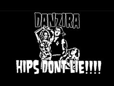 """Shakira feat. Danzig """"Hips Don't Lie"""""""