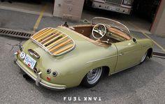 MANGO SMOOTHIE | Paul Cormie's Porsche 356 Speedster Replica — Fuel Tank
