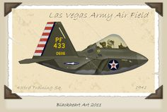 "Here is a F-22, America's proclaimed ""Silver Bullet"" fighter aircraft seen in pre-war paint scheme."