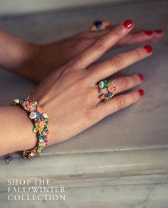 #LesNéréides#Paris#Designers of#Luxury #CostumeJewelry Shopon #www.lesnereides-usa.com