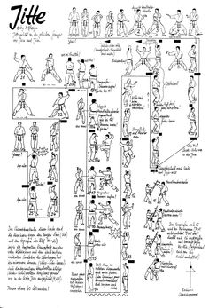 Jitte - Shotokan Katas