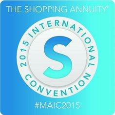 Bags are packed and in a short while we'll be on our way. Greensboro here we come! #MAIC2015 #ShoppingAnnuity