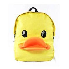 Rubber Duck Backpack Bag