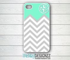 Personalized iPhone case Monogram case Samsung by TrendyDesignzz