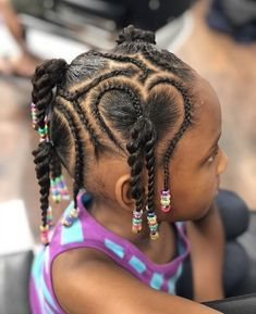 Schedule Appointment with BraidedRoots Toddler Braided Hairstyles, Little Girl Braid Hairstyles, Little Girl Braids, Cute Hairstyles For Kids, Girls Braids, Black Baby Girl Hairstyles, Little Girls Natural Hairstyles, Ponytail Hairstyles, Hairstyle Ideas