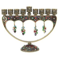 Beautiful Hanukkah Menorah THIS IS THE ONLY ONE I'VE FOUND THAT I LIKE !
