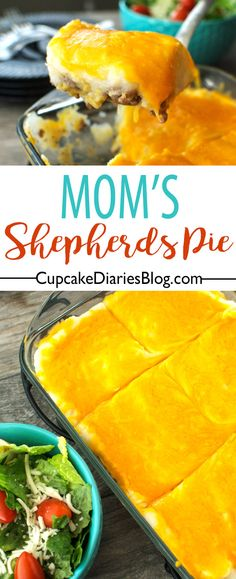 Mom's Shepherd's Pie