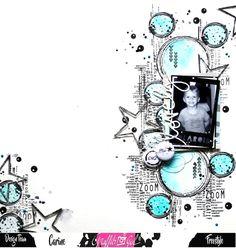 Page Freestyle Graffiti'Girl