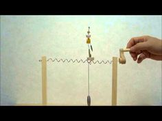 A ROPEDANCER - YouTube I have never seen this mechanism used in automata before, yet it is so simple! See other pieces by same artist on YouTube.