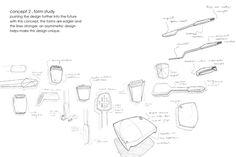 Martha Stewart Collection . Kitchen & Food Prep Design by Alan Ng, via Behance