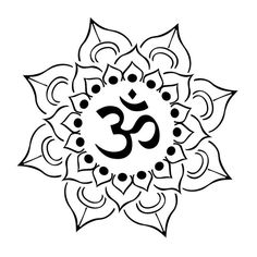 lotus ohm tattoo design: Tattoo Ideas, Lotus Tattoo, Om Tattoo, Tattoo Inspiration