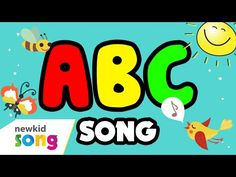 ABC Song   ABC Song for baby   Alphabet Songs for children - YouTube