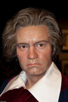 Ludwig van Beethoven (61992) by Thomas Becker, via Flickr