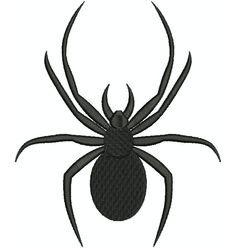 Machine Embroidery Design - Spider 1
