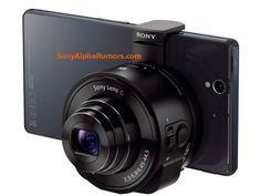 SONY、iPhoneなどに取り付け可能なレンズカメラ「DSC-QX10」と「DSC-QX100」を発売へ