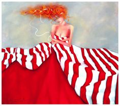 Kate Smith is a contemporary artist living in Southwest Victora. Kate creates her paintings using pastels. Kate Smith, Frou Frou, Face Art, Art Faces, Whimsical Art, Beautiful Paintings, Contemporary Artists, Altered Art, Striped Dress