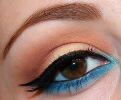 Disney Inspired Makeup : Pocahontas - Luhivy's favorite things