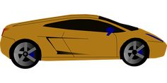 Free Vector Graphic: Car, Luxury, Expensive, Speed - Free Image on Pixabay - 309397