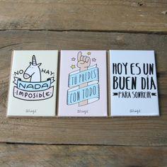 Mr Wonderful, Magnets, Diy, Cards, Card Designs, Gifts, School Ideas, Social Media, Content