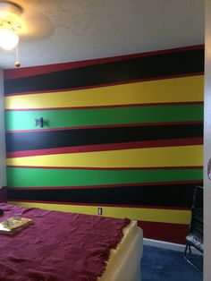 I M Thinking Of A Rasta Themed Room Painting Ideas Pinterest S Design And