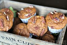Apple Pumpkin Muffins {Pumpkin Recipes} - Best Fall Recipes