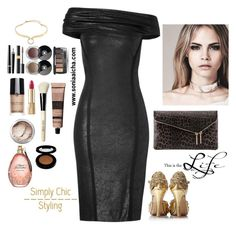 Last Friday of 2016 by soniaaicha on Polyvore featuring polyvore, moda, style, Donna Karan, Henri Bendel, Alexis Bittar, Bobbi Brown Cosmetics, Giorgio Armani, Bare Escentuals, Dolce&Gabbana, Agent Provocateur, Aesop, Chanel, fashion and clothing