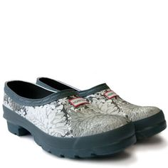 Hunter RHS Garden Clog Shoes Pinterest Gardens Clogs