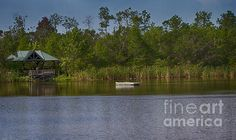Title:  Peaceful Waters   Artist:  Anne Rodkin   Medium:  Photograph - Photography
