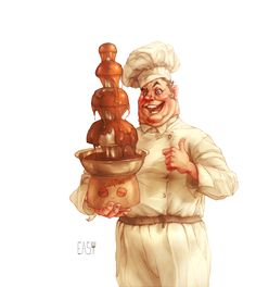 chef by ~E-a-s-y on deviantART