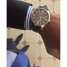 Zawsze elegancko. #BossWatch #zegarekBoss #HugoBoss #Boss #watch #zegarek #zegarki #watches #blackwatch #black #czarny #business #biznes #butikiswiss #butiki #swiss #dlaniego