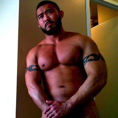 wankojoker:  だんだん筋肉が増えてる気がするけど、トレーニングに集中してるのかな?2015年6月24日WANKO WORKS