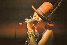 Eryka Badu, the one and only #erykabadu