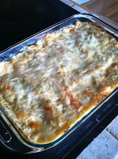 White Chicken Enchildas Pioneer Woman receipe: I tried these they were A-mazing!!
