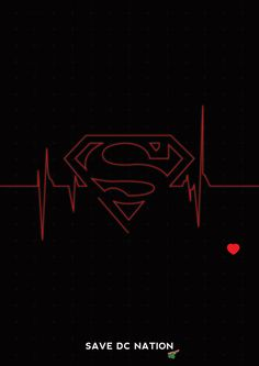 Heroes Heartbeat - Superman - CO85 by ~ColourOnly85 on deviantART