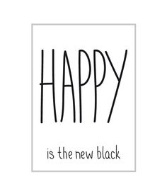 Poster HAPPY