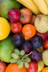 Assorted Fruit: Quick Tip: Which Fruits are Lowest and Highest in Sugar?  How to Remember Low-Carb Fruit.