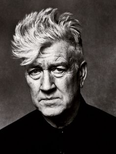 David Lynch (American film director, television director, visual artist, musician & occasional actor) photographed in December 2011 by Sebasttian Kim