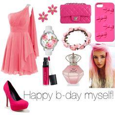 Happy b-day Myself!!!!