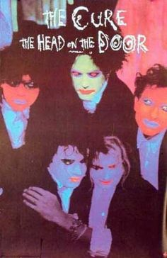the Cure 86 The Spectrum-Phila Pa