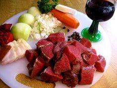 Rezept: Wildschwein-Gulasch Bild Nr. 3451