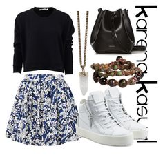 """KarenaKasual-Sporty #1"" by nesyagata on Polyvore"
