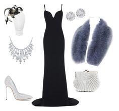 """Glamour"" by explorer-14087803545 on Polyvore featuring мода, STELLA McCARTNEY, Bling Jewelry, La Regale, Allurez, Nana' и Casadei"