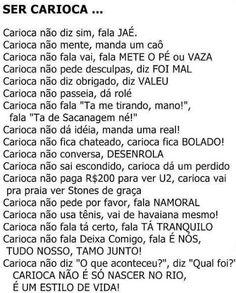 Ela e Carioca, Ela e Carioca...