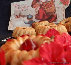 Pastelitos de nuez de coco/Petits gateaux noix de coco
