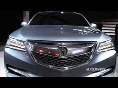 Watch the detailed walkaround of the 2014 #Acura #MDX at the Detroit auto show. #NAIAS