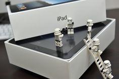 #iPad  #starwars #lego