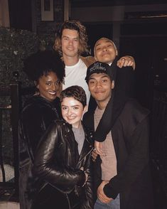 Chilling Adventures of Sabrina: Skye Marshall, Lachlan Watson, Sam Corlett, Chance Perdomo and Tati Gabrielle Sabrina Cast, Chance The Rapper Quotes, Weird Sisters, Oliver And Company, Sabrina Spellman, Geek Girls, My People, Actors & Actresses, Tv Series
