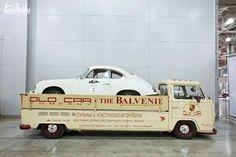 VW Porsche transporter //